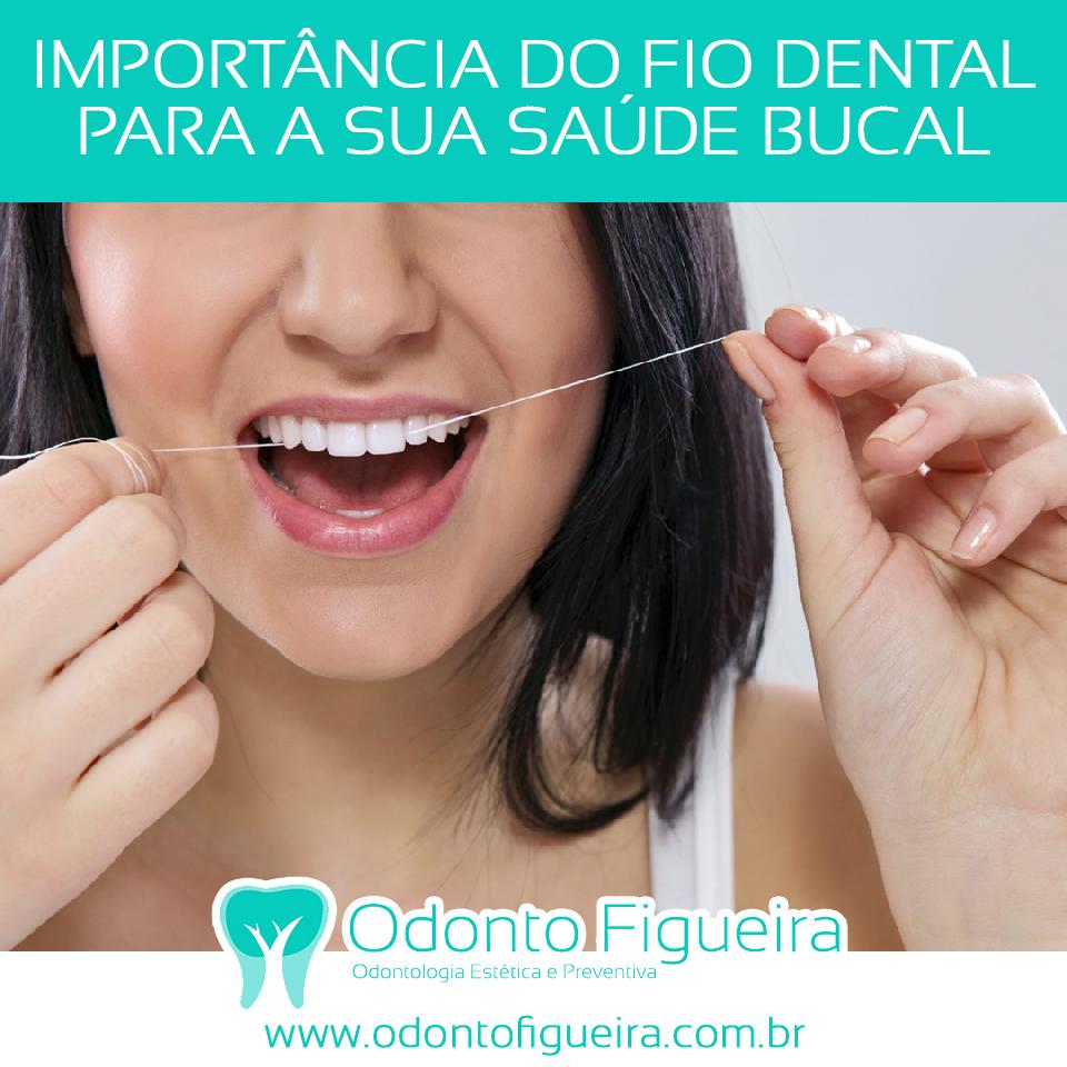 c3697d1dd Importância do Fio Dental para a sua Saúde Bucal